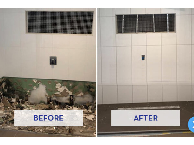 Result - Oriented Tile Regrouting Services - 1