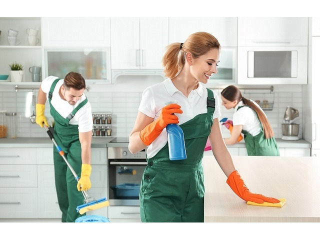 Domestic Cleaning in Melbourne - 1