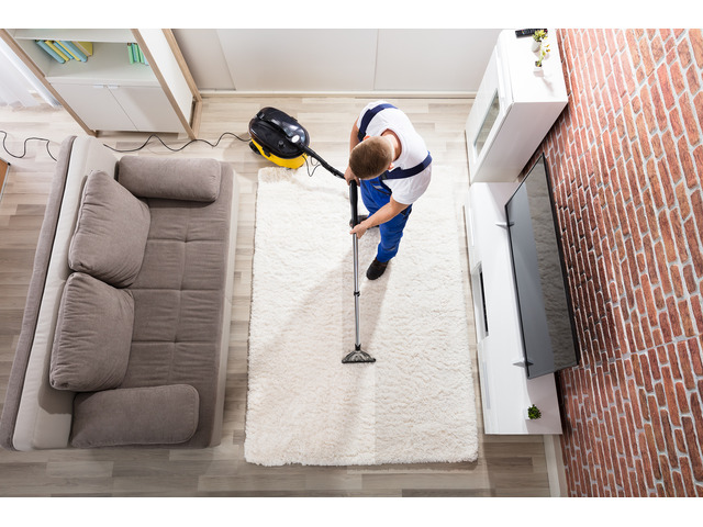 Carpet Cleaning Hillcrest - 1