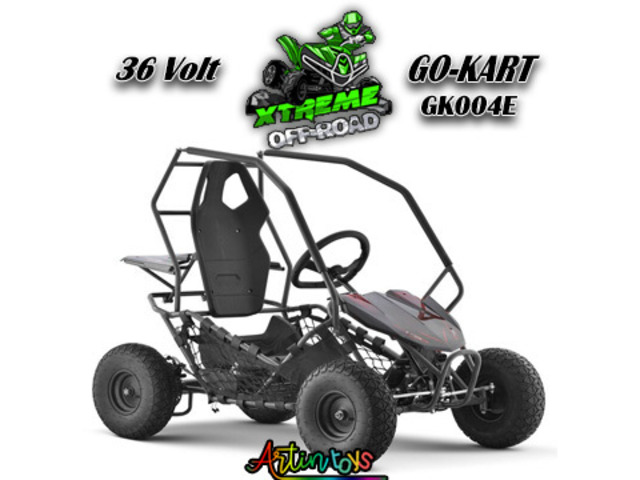 Ride on Electric ATV   Ride on Electric Go-Kart - 1