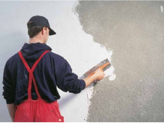 Acrylic Rendering Service in Melbourne - 1