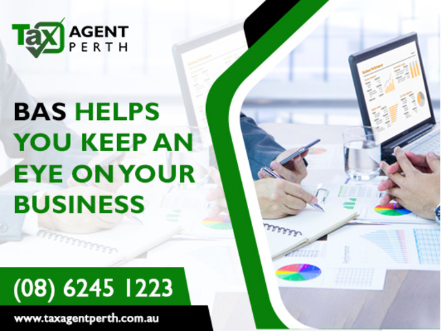 Manage BAS Tax Return With Tax Agent Perth - 1