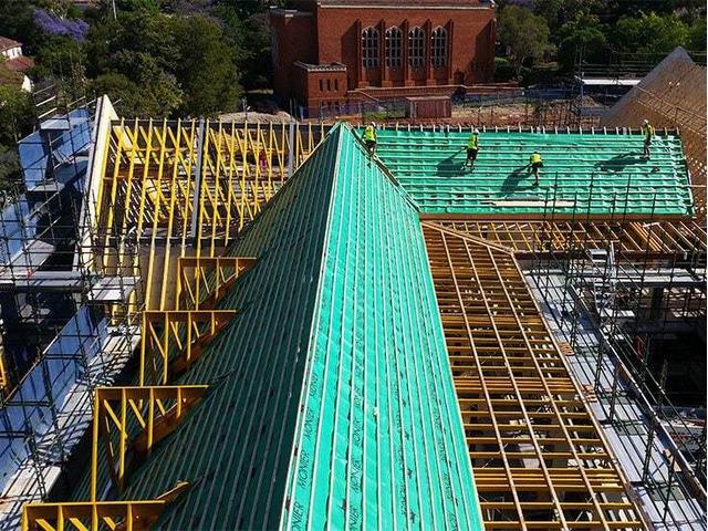 Roof Restoration Perth - 1