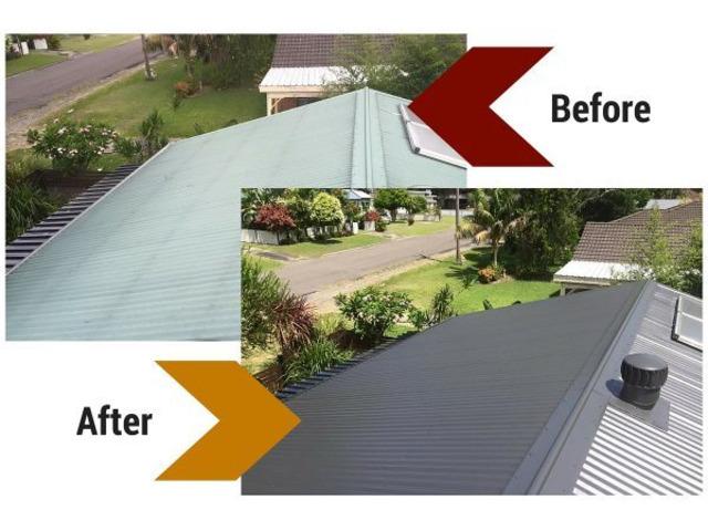 Roof Restoration Perth - 2