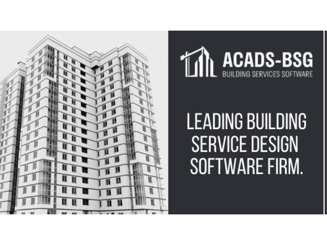 Software for Building Services Designers - 1