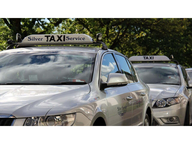 How Do We Get Silver Service Taxi Melbourne Services? - 1