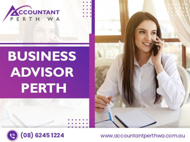 Get the Business Advisory Services In Perth With Tax Accountant In Perth - 1
