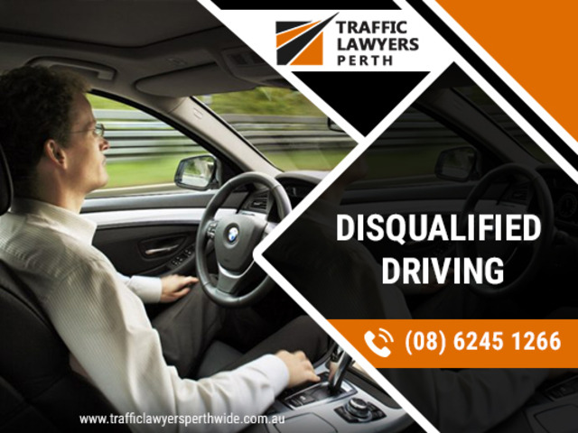 Get legal assistance regarding disqualified driving offence from the top traffic lawyers Perth - 1