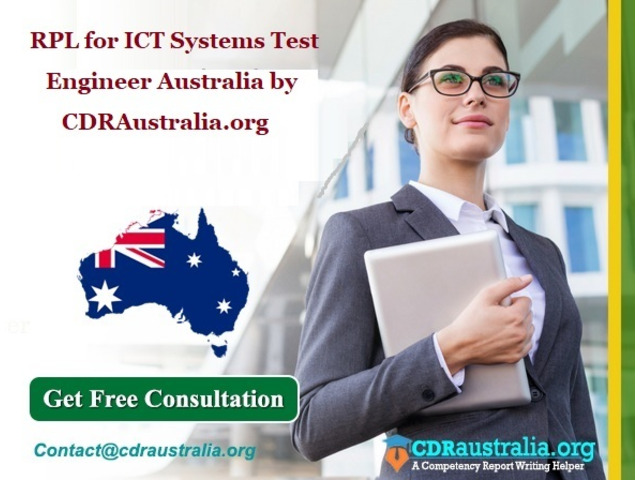 RPL for ICT Systems Test Engineer Australia by CDRAustralia.org - 1