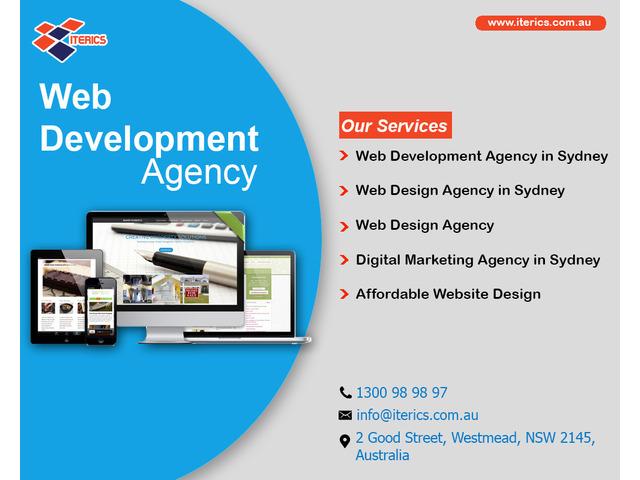 Best Web Design Agency and Digital Marketing Agency in Sydney - 1