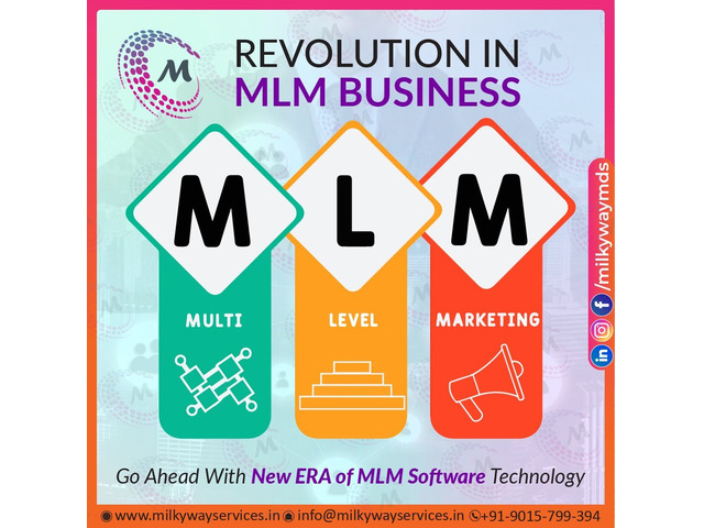 New ERA Of MLM Software Technology - 1