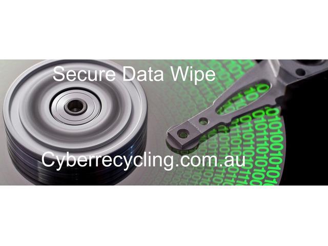 Secure Data Wipe Perth - 1