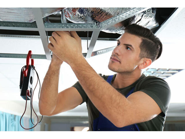 Ducted Heating and Cooling Repairs Seabrook - 1