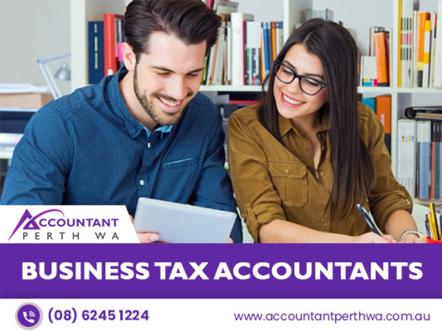 Hire Business Tax Accountant To Manage Your Tax Accountant In Perth - 1