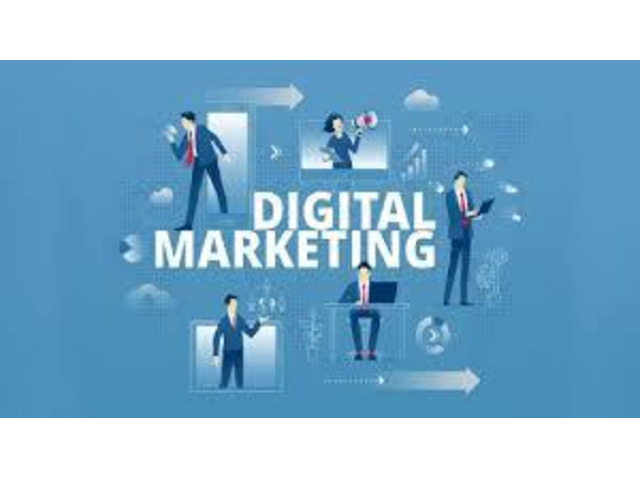 Contact The Top Digital Marketing Agency Today! - 1