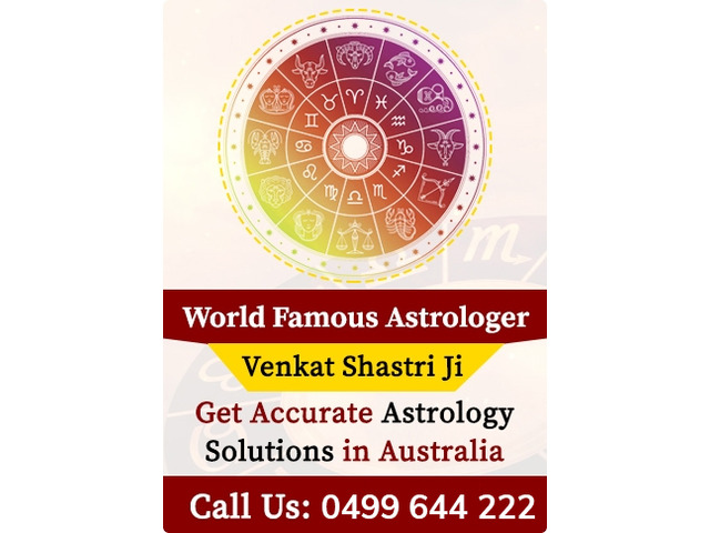Remove all problems in your life through the Best Astrologer in Sydney - 1