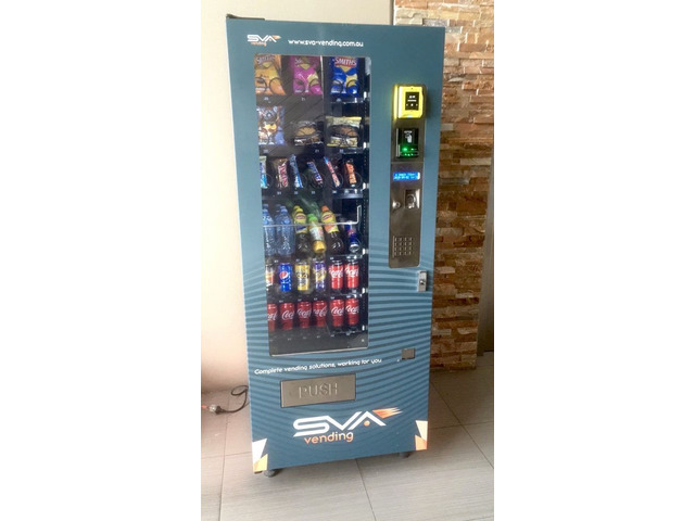 Contact us for Customised Vending Machines - 1