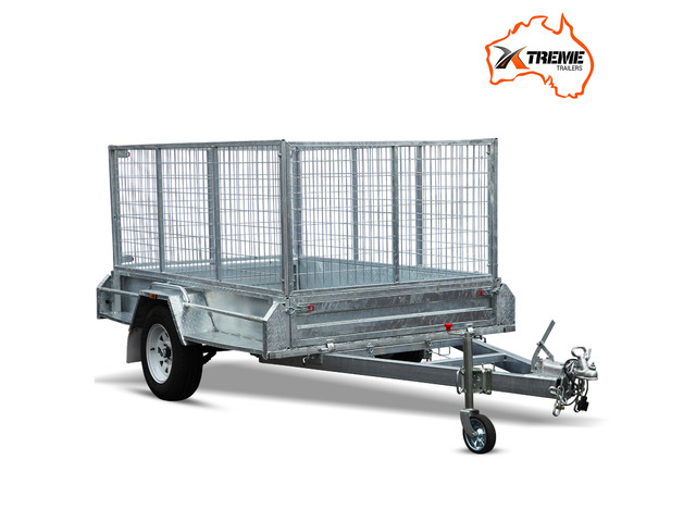 Find the Suitable Heavy Duty Box Trailer for Your Ease - 1
