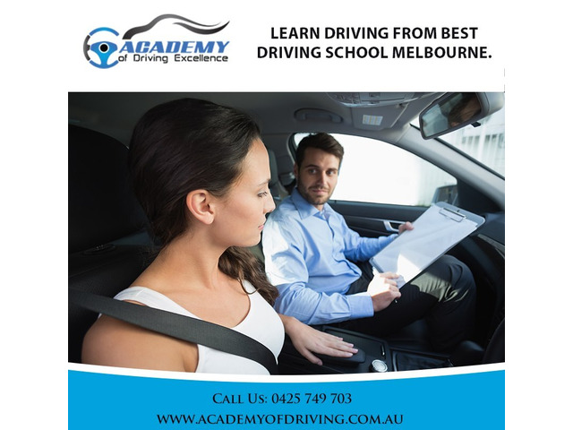 Driving Lessons In Carlton And Heatherton With Flexible Schedules - 3