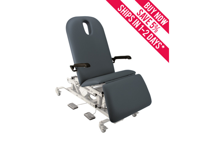 Electric Massage Table & Chairs - 5
