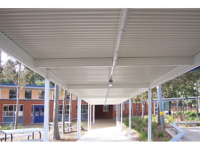 Construct Quality Roof Walkways - 1