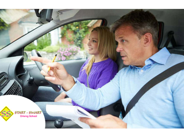 Start-Smart Driving School - Giving Perfect Driving Lessons!!! - 1