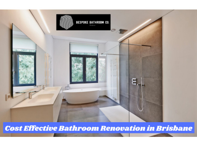 Cost Effective Bathroom Renovation in Brisbane - 1