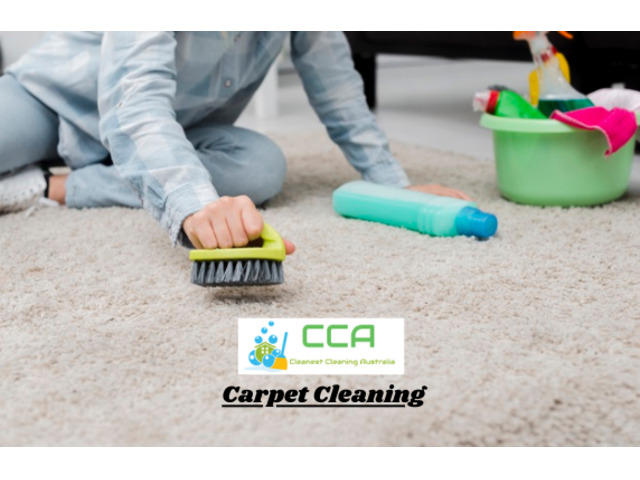 Eco-friendly Carpet Cleaning in Taigum - 1