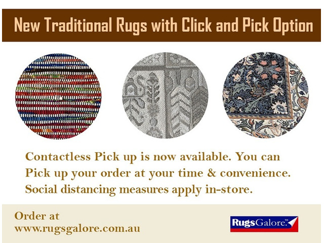 Best Deals on Latest Range of Traditional Rugs in Melbourne - 1