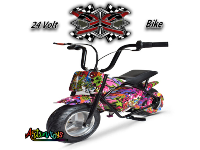 Electric Bike Kids | Electric Ride On Toy - 1