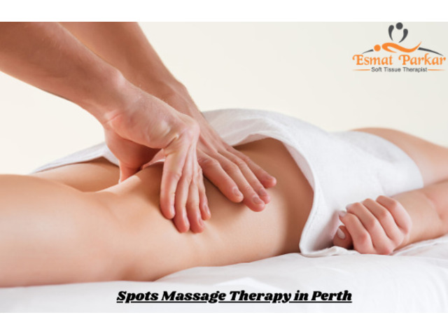 Exclusive Spots Massage Therapy in Perth by Trained Masseuse - 1