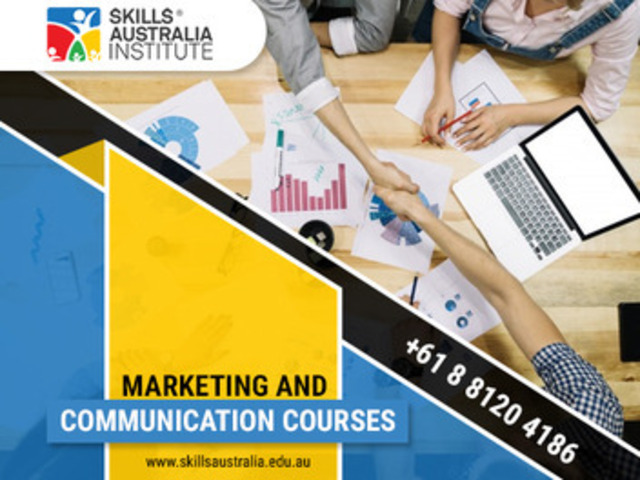 Best education institute to study marketing and communications courses - 1