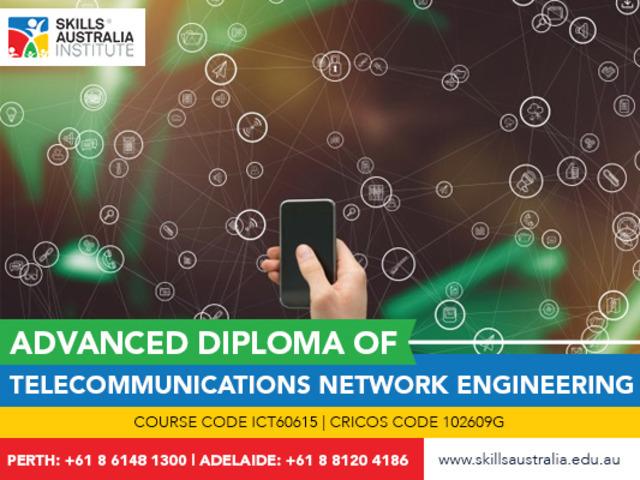 Become a telecommunication network designer with our networking and telecommunications courses - 1