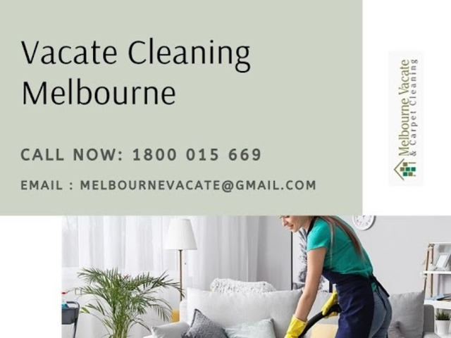 Book your vacate cleaning service in advance to avoid Disappointment - 1