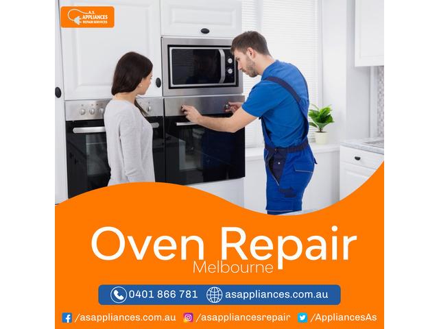 Oven Repair Melbourne - 1