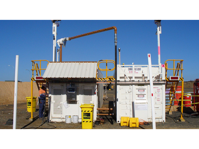 Bulk Fuel Installation - Banlaw - 1