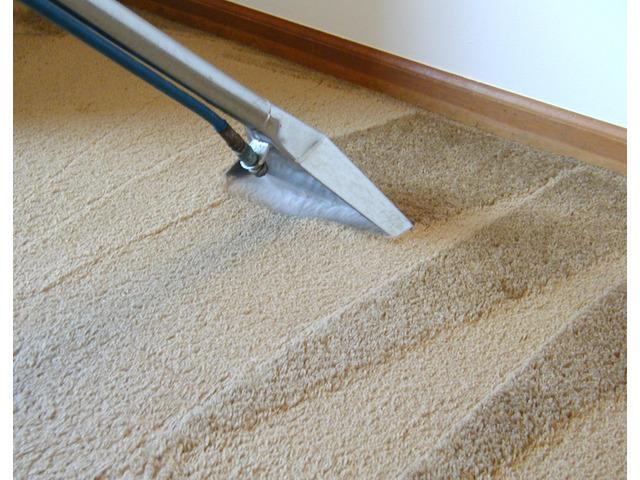 Wet Carpet Drying - 1