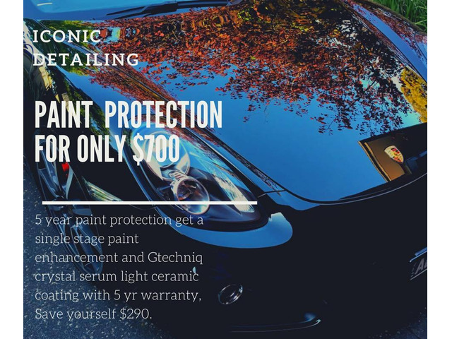 Best Paint Protection Service in Strathmore - Iconic Detailing - 1