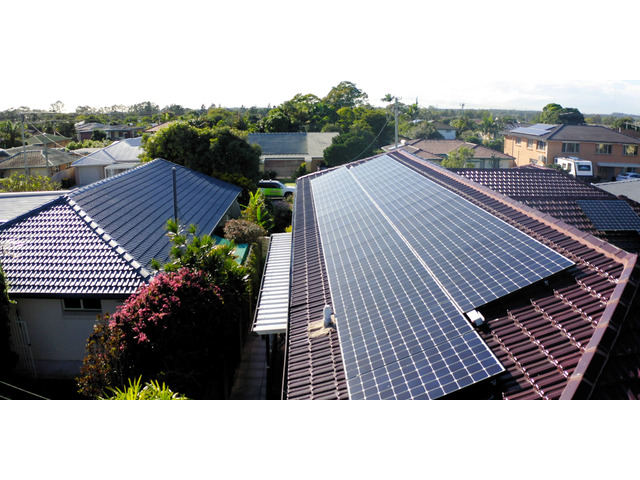 For Residential Home Solar Panels Contact Springers Solar - 1