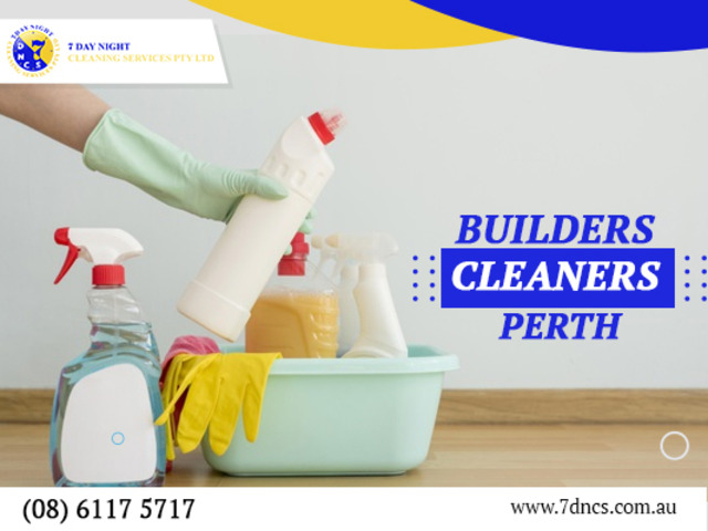 Informative Guide About The Building Cleaning Perth - 1