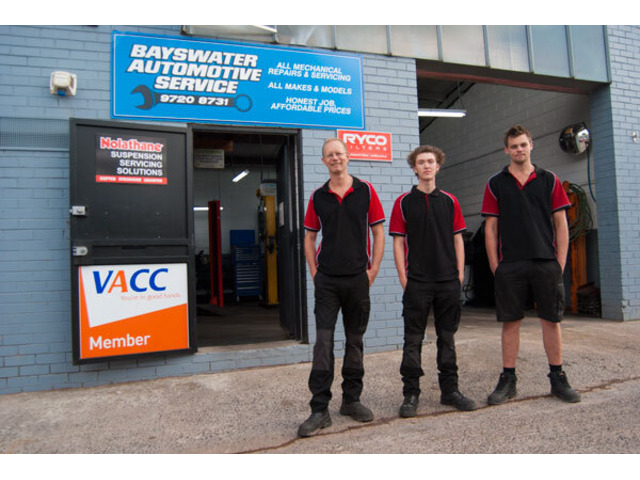 Auto Service in Ringwood - Bayswater Automotive Service - 1