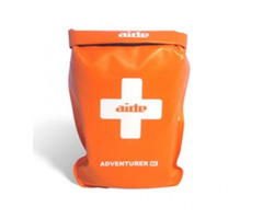 A First Aid Kit to keep you safe and healthy!