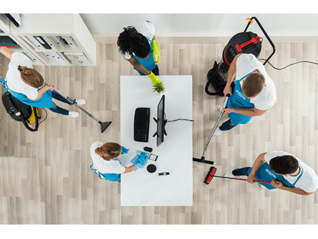 Commercial and Office Cleaning Services In Melbourne - 1