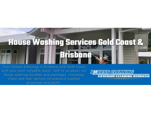 Excess Cleaning For House Washing Services - 1