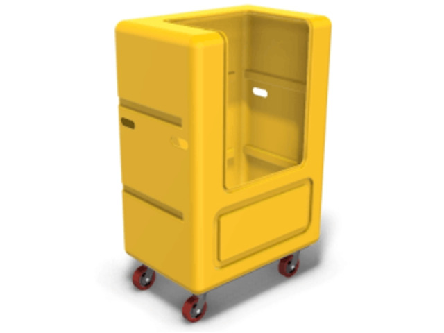 High-Quality Tallboy Backsaver Trolleys – RudPlas Rotomoulders - 1