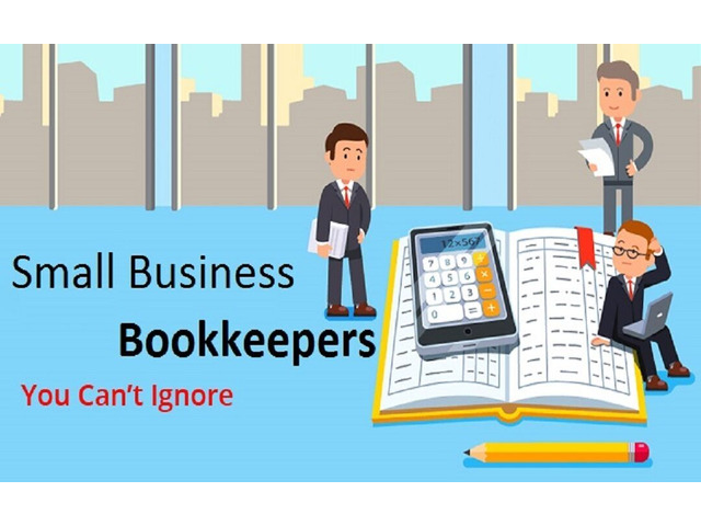 Hire a Bookkeeping Service for Small Business - 1