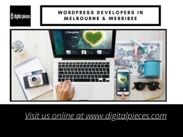 Visit WordPress developers in Melbourne- Web design in Werribee - 1