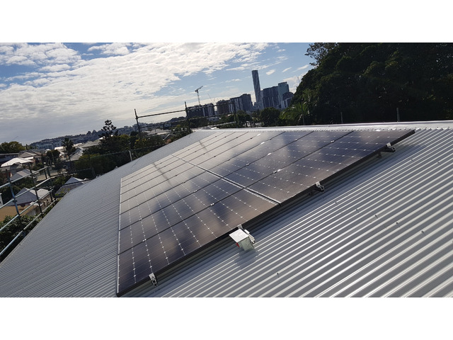 Commercial Solar Panels For Business By Springers Solar - 1