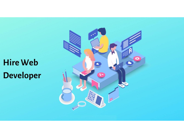 Hire Web Developers - 1