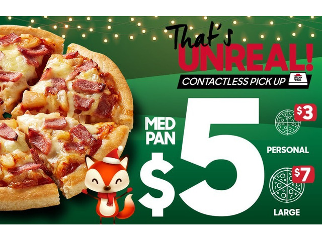 Pizza On Sale Pizza Hut Moorebank - Moorebank, NSW - 1